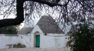 Affitto Trulli abitabili – Contrada Chiobbica, Ostuni (Brindisi)