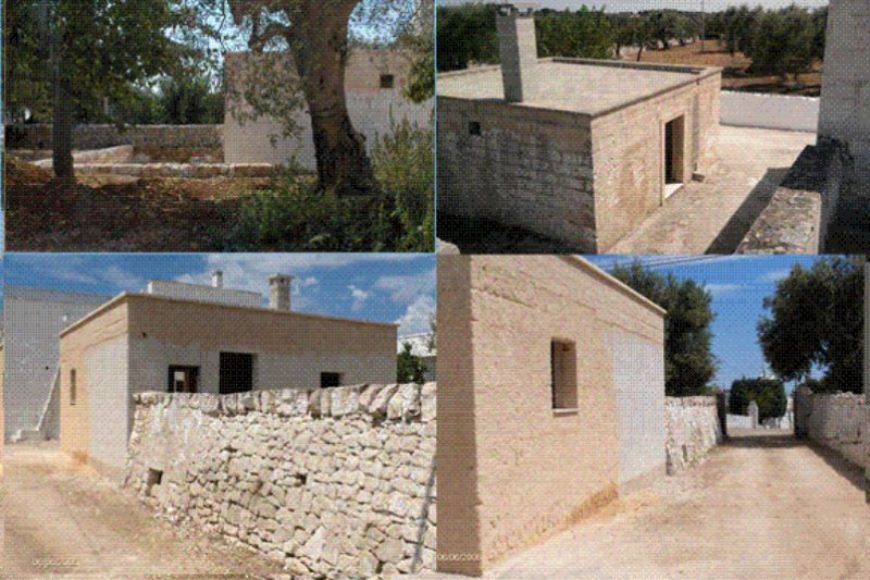 Vendita Casolari e lamie – Contrada San Leonardo ,Valle D'Itria -Alto Salento, Cisternino (Brindisi)
