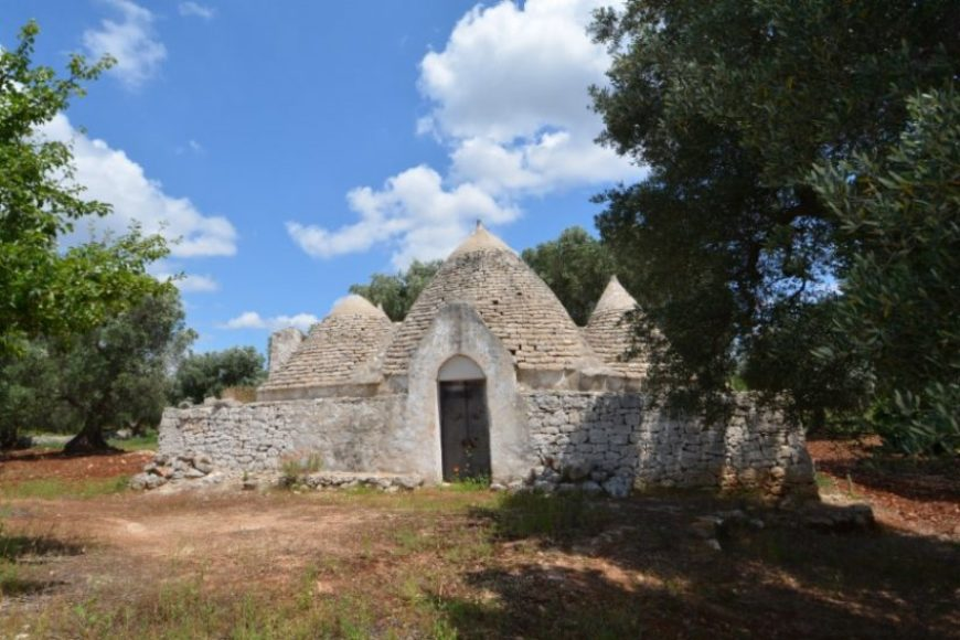 Vendita Trulli e lamie rustici – Contrada Talena, Valle D'Itria – Alto Salento, Ceglie Messapica (Brindisi)