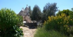 Vendita Trulli abitabili – Contrada La Tufara Valle D'Itria- Alto Salento, Cisternino (Brindisi)