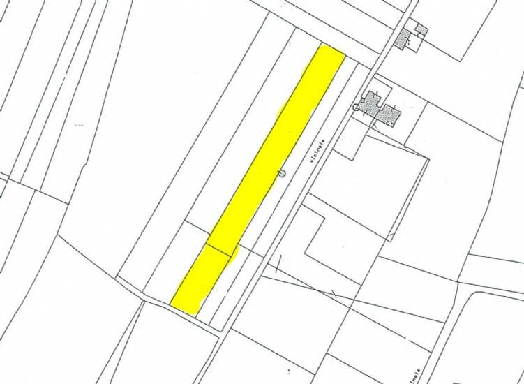Vendita terreno – Contrada Acquarossa Valle D'Itria, Cisternino (Brindisi)