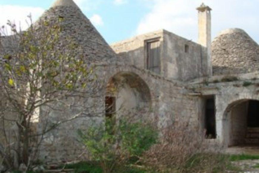 Vendita Masserie – Contrada Chiobbica, Valle D'Itria – Alto Salento, Cisternino (Brindisi)