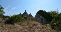Vendita Trulli e lamie rustici – Contrada Gorgole, Valle D'Itria – Alto Salento, Ceglie Messapica (Brindisi)