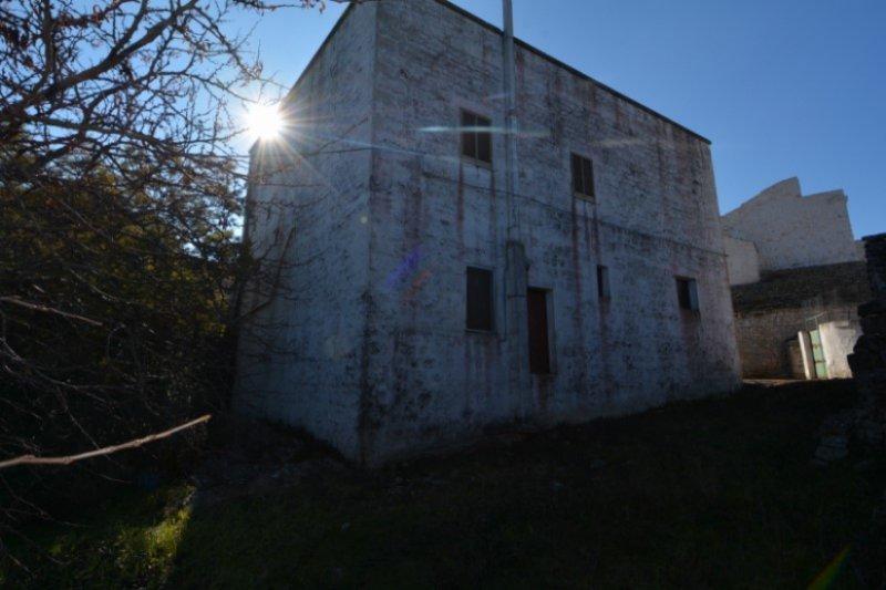 Vendita Casolari e lamie – Contrada Lamacesare, Valle D'Itria – Alto Salento, Cisternino (Brindisi)