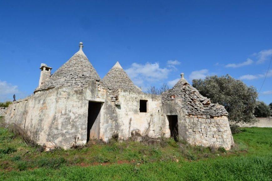 Vendita Trulli e lamie rustici – Via Cisternino, Valle D'Itria – Alto Salento, Martina Franca (Taranto)