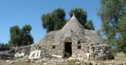 Vendita Trulli e lamie rustici – Contrada Bax, Francavilla Fontana (Brindisi)