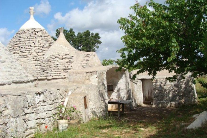 Vendita Trulli e lamie rustici – Contrada Nuove Caselle, Valle D'Itria , Martina Franca (Taranto)