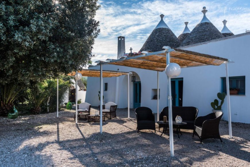 Affitto Trulli abitabili – Ostuni (Brindisi)