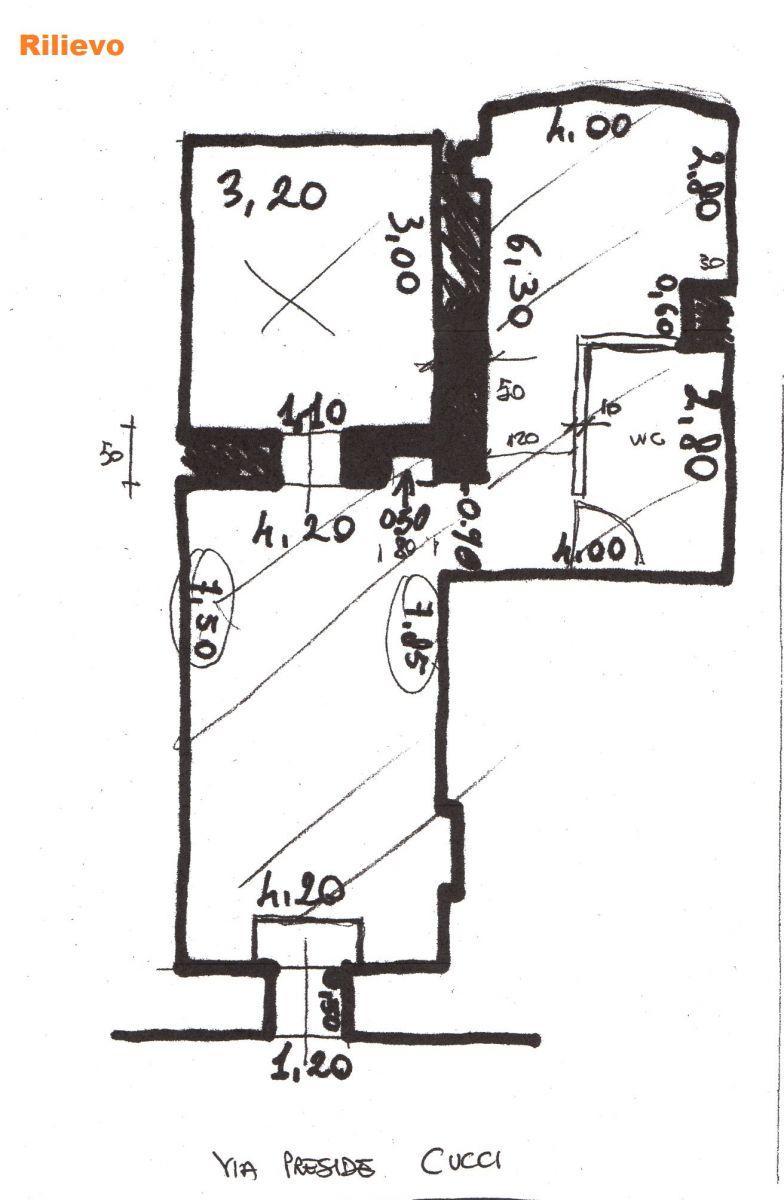 Vendita Centro storico – Via Preside Cucci, Ostuni (Brindisi)