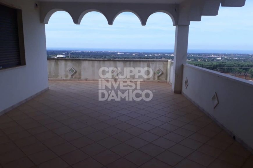 Vendita villa – Contrada Monte Pizzuto, Fasano (Brindisi)