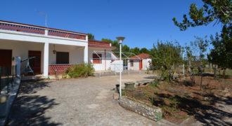 Vendita villa – Contrada Franzullo, Martina Franca (Taranto)