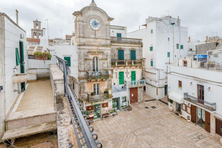 Vendita Centro storico – Piazza Vittorio Emanuele, Valle D'Itria, Cisternino (Brindisi)