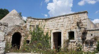 Vendita trulli e lamie rustici – Contrada Fedele Grande, Ceglie Messapica (Brindisi)