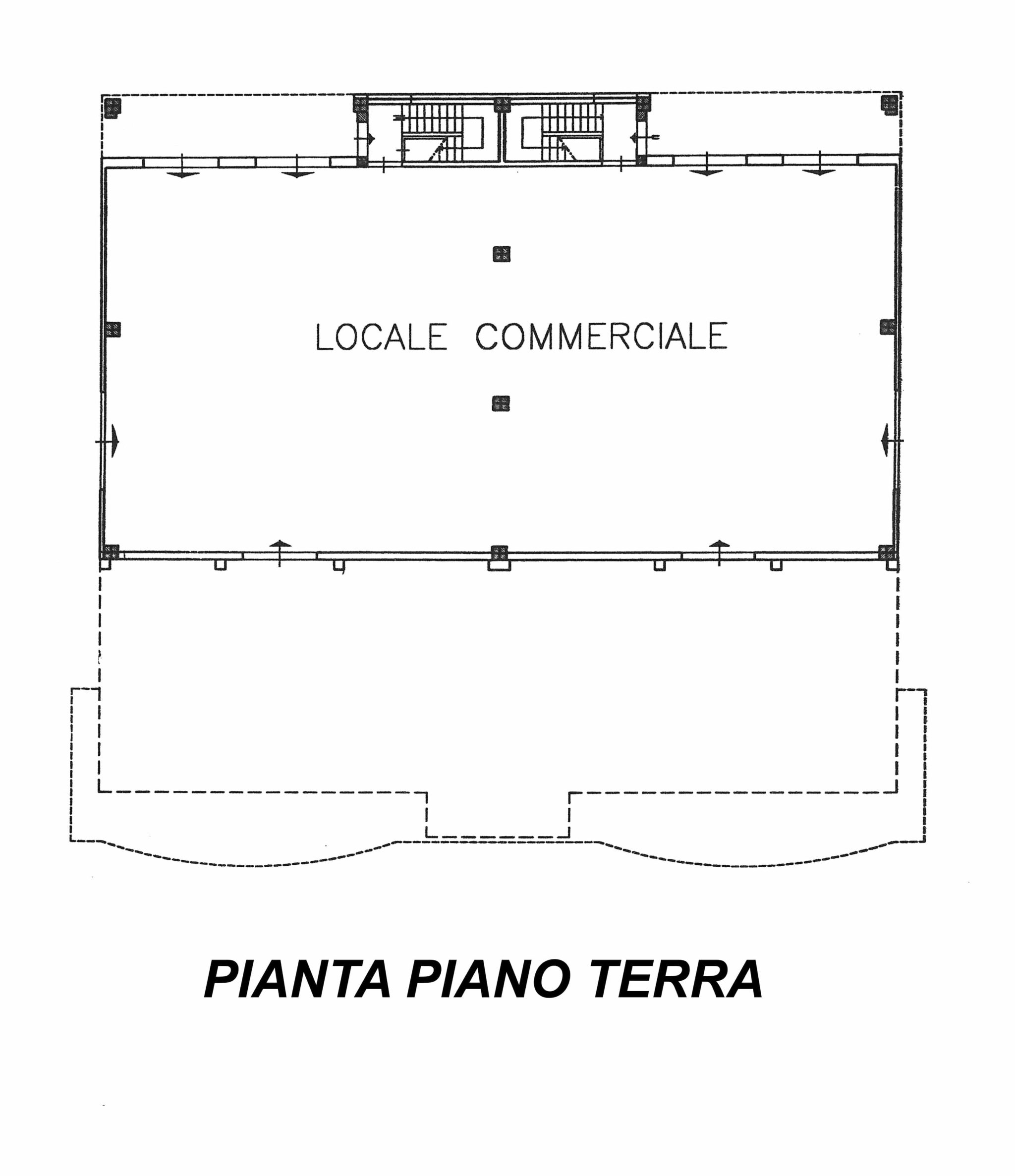 Vendita locale commerciale – Via degli Emigranti, Ceglie Messapica (Brindisi)