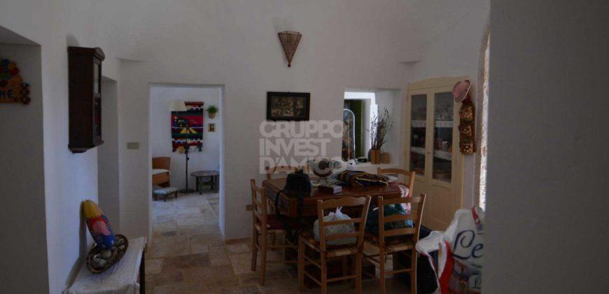 Vendita Trulli abitabili – Contrada Pentimi, Locorotondo (Bari)