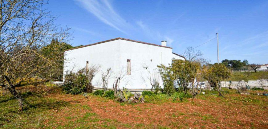 Vendita villa – Contrada Gemma, Martina Franca (Brindisi)