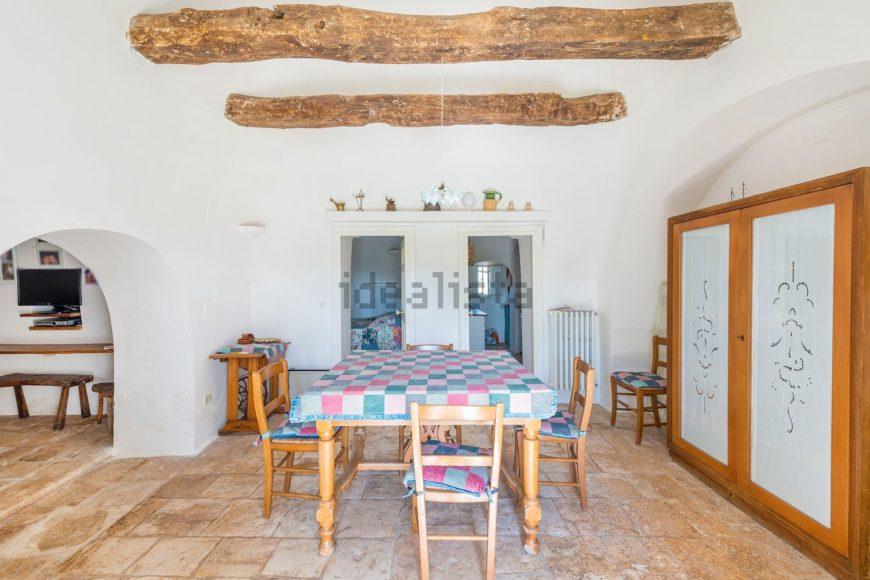 Vendita trulli abitabili – Contrada Iannuzzi, Locorotondo (Bari)