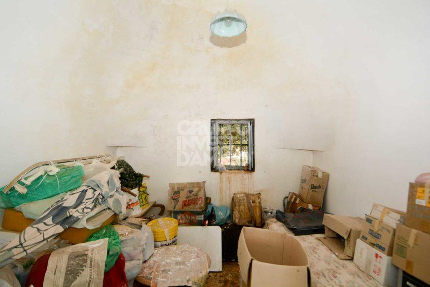 Vendita trulli abitabili – Contrada Mater Domini – Via Ostuni, Martina Franca (Brindisi)