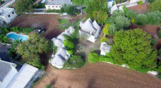 Vendita trulli e lamie rustici – Contrada Figazzano, Cisternino (Brindisi)