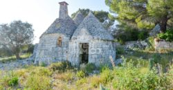 Vendita trulli e lamie rustici – Contrada Minetta, Cisternino (Brindisi)