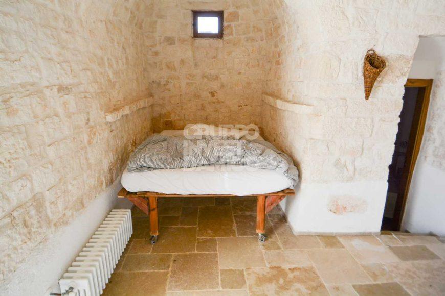 Vendita trulli abitabili – Contrada Angelo di Maglie, Ceglie Messapica (Brindisi)