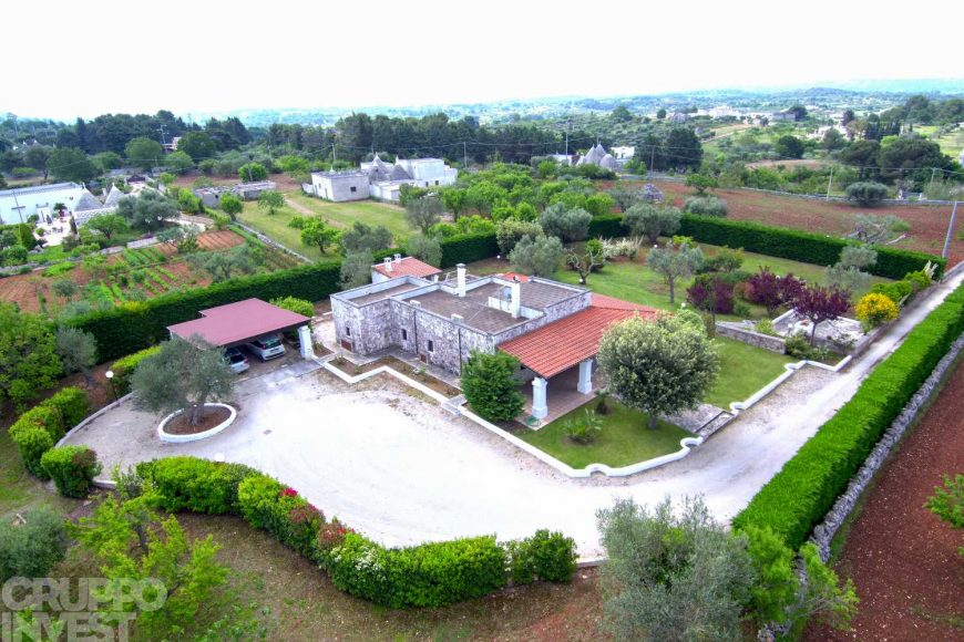 Vendita villa – Contrada Calongo, Cisternino (Brindisi)