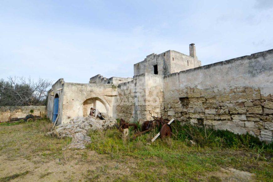 Vendita masseria – Contrada Ferrara, Taranto (Taranto)
