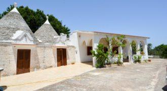 Affitto trulli abitabili – Alto Salento, Cisternino (Brindisi)