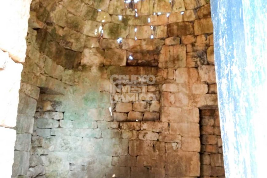 Vendita Trulli e lamie rustici – Contrada Montepapa, Ceglie Messapica (Brindisi)