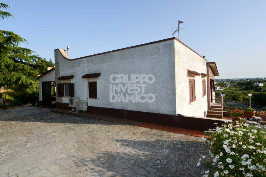 Vendita villa – Contrada Mancini, Locorotondo (Bari)