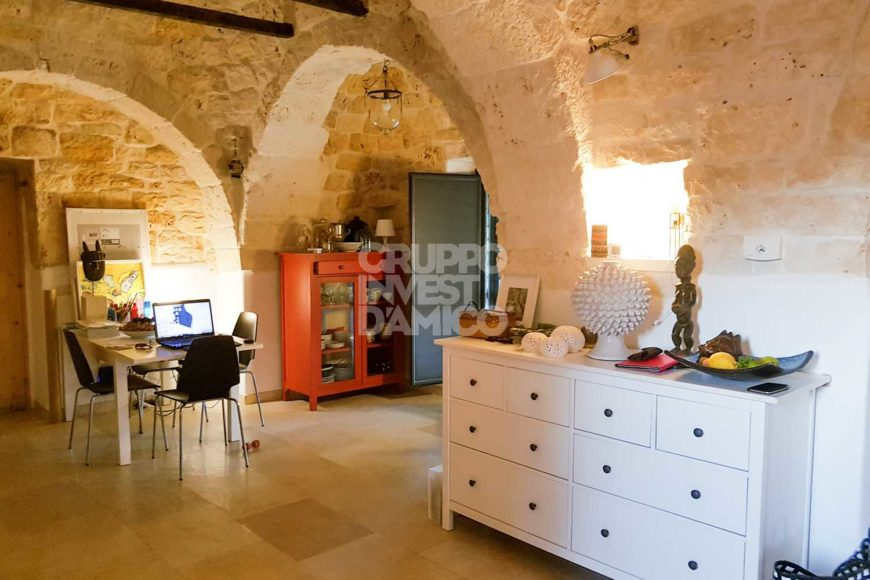 Habitable trulli for sale – Contrada Monaci, Martina Franca (Taranto)