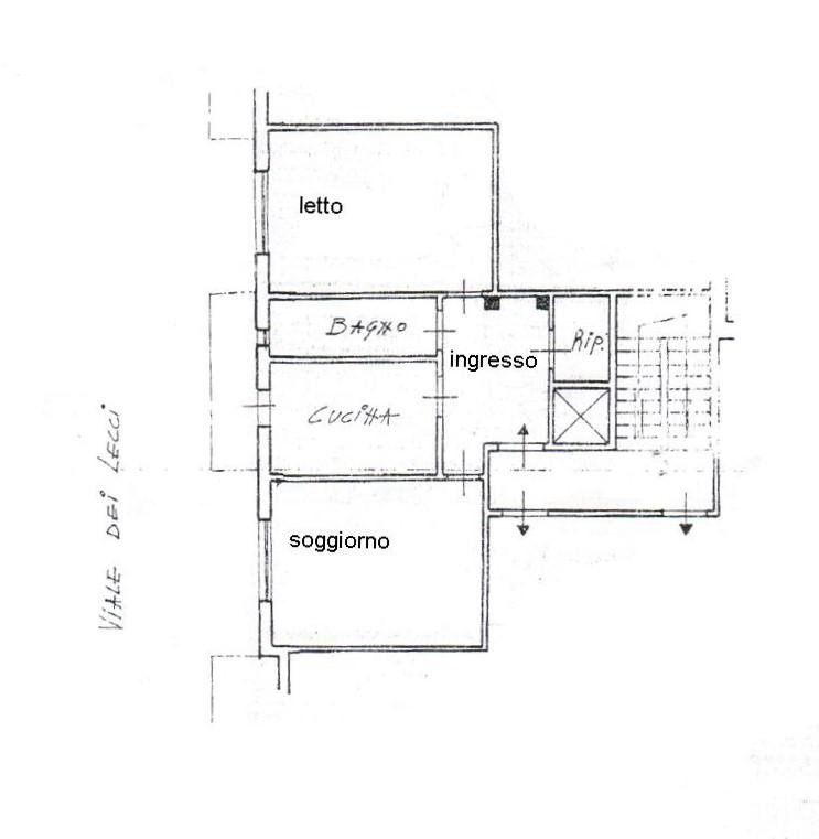 Vendita appartamento – Viale dei Lecci, Martina Franca (Taranto)