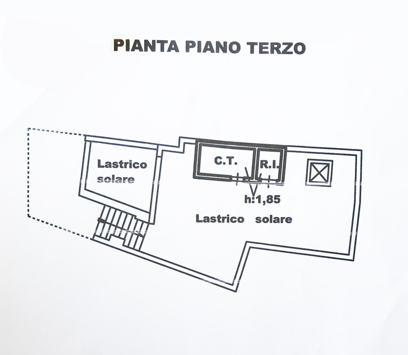 Vendita centro storico – Via Vittorio Veneto, Locorotondo (Bari)