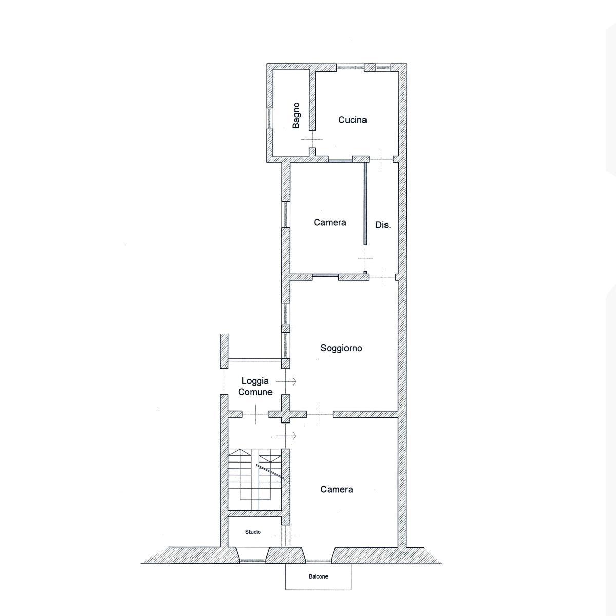 Vendita appartamento – Via De Dominicis, Lecce (Lecce)