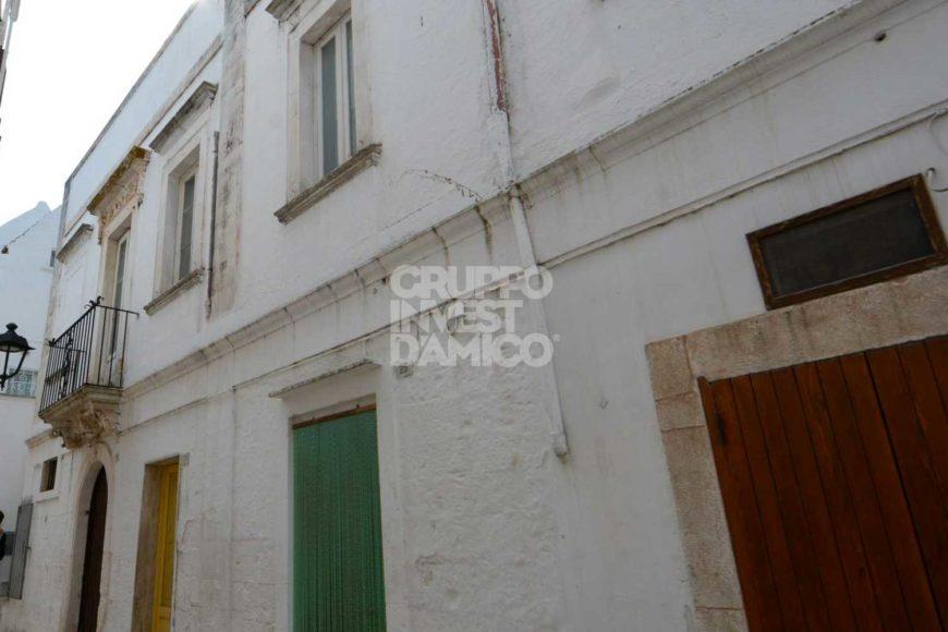 Vendita centro storico – Via Morelli, Locorotondo (Bari)
