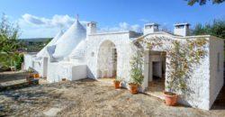 Habitable trulli for sale – Contrada Recupero, Ceglie Messapica (Brindisi)