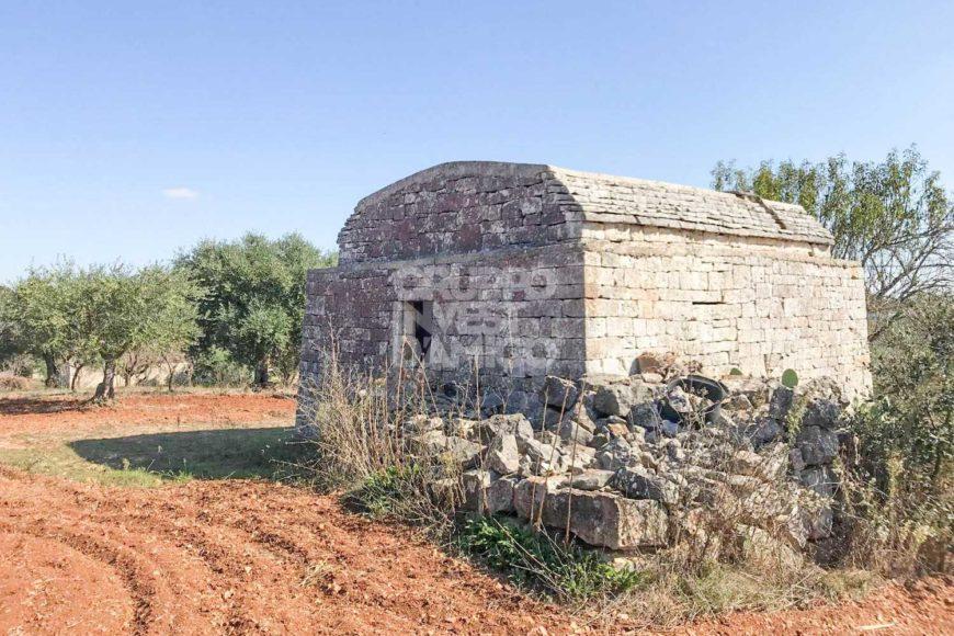 Vendita trulli e lamie rustici – Contrada Falsegna, Martina Franca (Taranto)