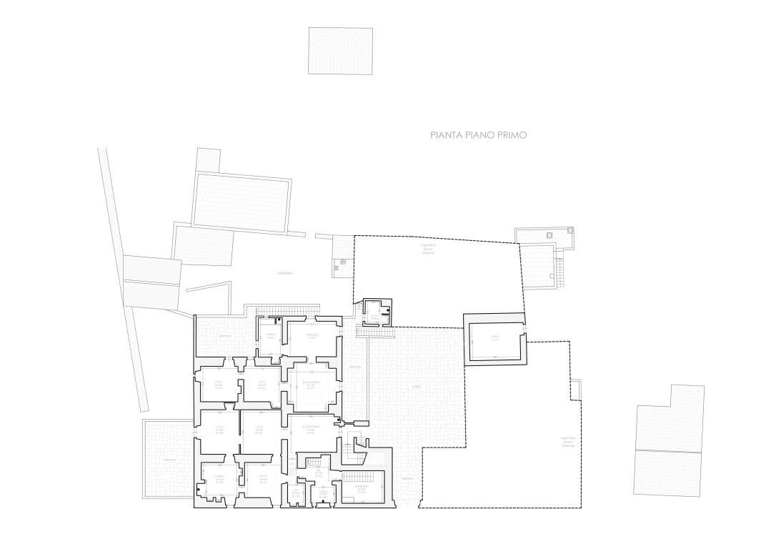 Masserie for sale – Contrada Borgo Scorzone, Castellana Grotte (Bari)