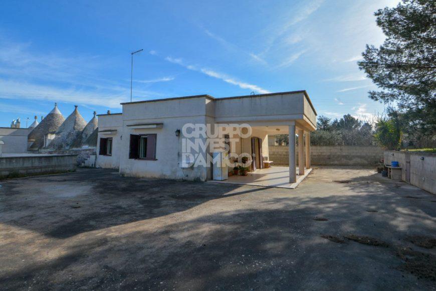 Vendita villa – Contrada Rospano, Martina Franca (Taranto)
