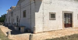 Vendita masseria – Contrada Lo Prete/Lamione, Alberobello (Bari)