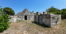 Vendita Trulli e lamie rustici – Contrada Spasimato, Valle D'Itria – Alto Salento, Ceglie Messapica (Brindisi)