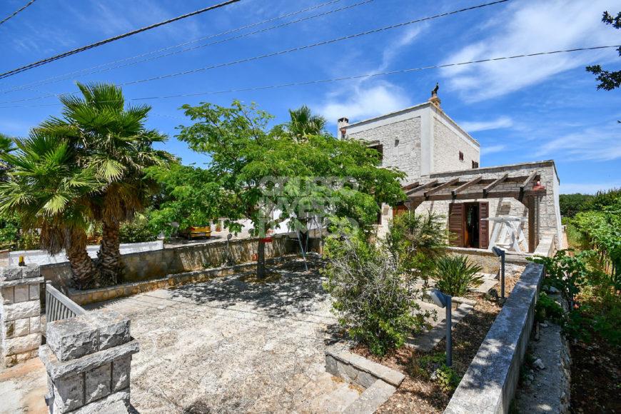 Vendita villa – Contrada Casalini, Locorotondo (Bari)