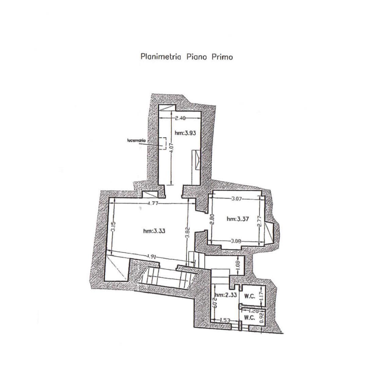 Vendita Centro storico – Via Mele, Ceglie Messapica (Brindisi)