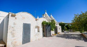 Vendita trulli abitabili – Contrada Calianno, Martina Franca (Taranto)
