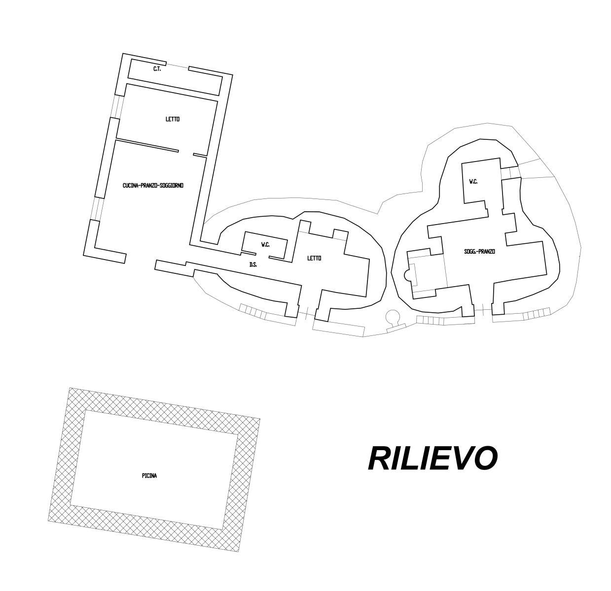 Vendita trulli abitabili – Contrada Palazzo, Ceglie Messapica (Brindisi)