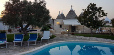 Vendita trulli abitabili – Contrada Specchiaruzzo, Ostuni (Brindisi)