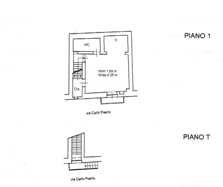 Vendita monolocale – Via Poerio, Ostuni (Brindisi)