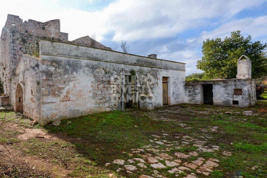 Vendita masseria – Contrada Giovaniello, Ostuni (Brindisi)