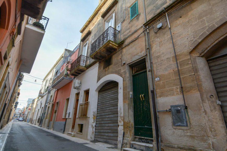 Vendita appartamento – Via Libertà, Francavilla Fontana (Brindisi)