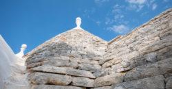 Vendita trulli abitabili – Contrada Sardella, San Michele Salentino (Brindisi)